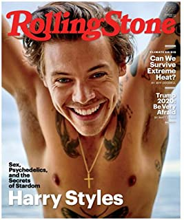 Rolling Stone Magazine (September, 2019) Harry Styles Cover
