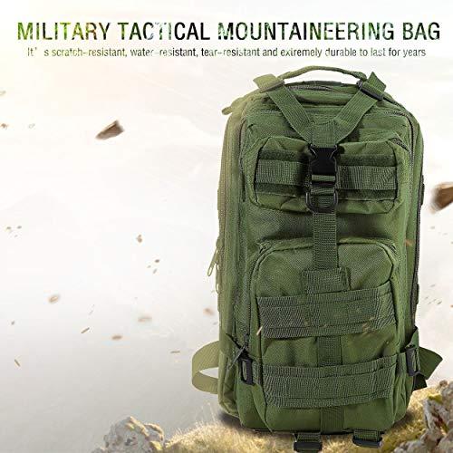 Lorenlli Viaje al Aire Libre Senderismo Mochila Militar Tactical Mountaineering Bag Nylon...