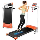 ANCHEER Treadmill,Folding Electric...