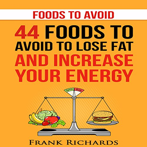 Foods to Avoid audiobook cover art