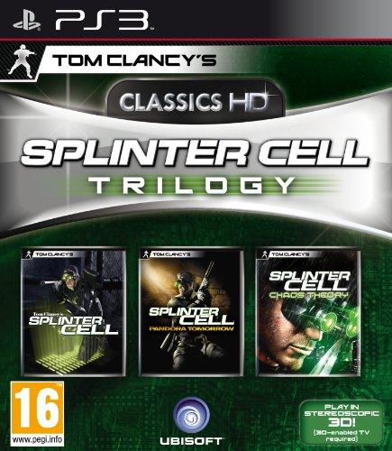 Sony Tom Clancy's Splinter Cell Trilogy PS3 [Import UK]