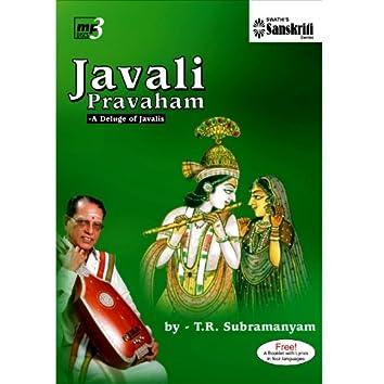 Javali Pravaham – Sringara Rasa - By Prof. T.R Subramanyam