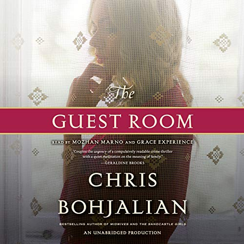 The Guest Room audiobook cover art