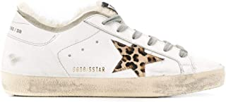 Golden Goose Luxury Fashion Womens G35WS590R73 White Sneakers | Fall Winter 19