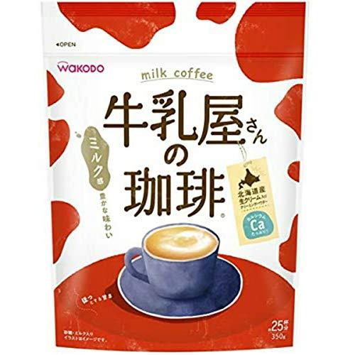 アサヒグループ食品 和光堂 牛乳屋さんの珈琲 350g