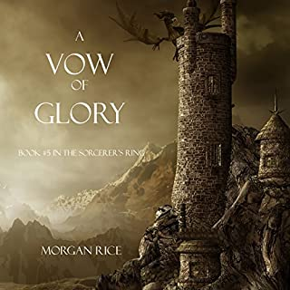 A Vow of Glory cover art