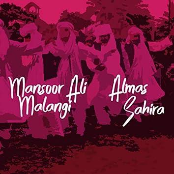 Mansoor Ali Malangi and Almas Sahira
