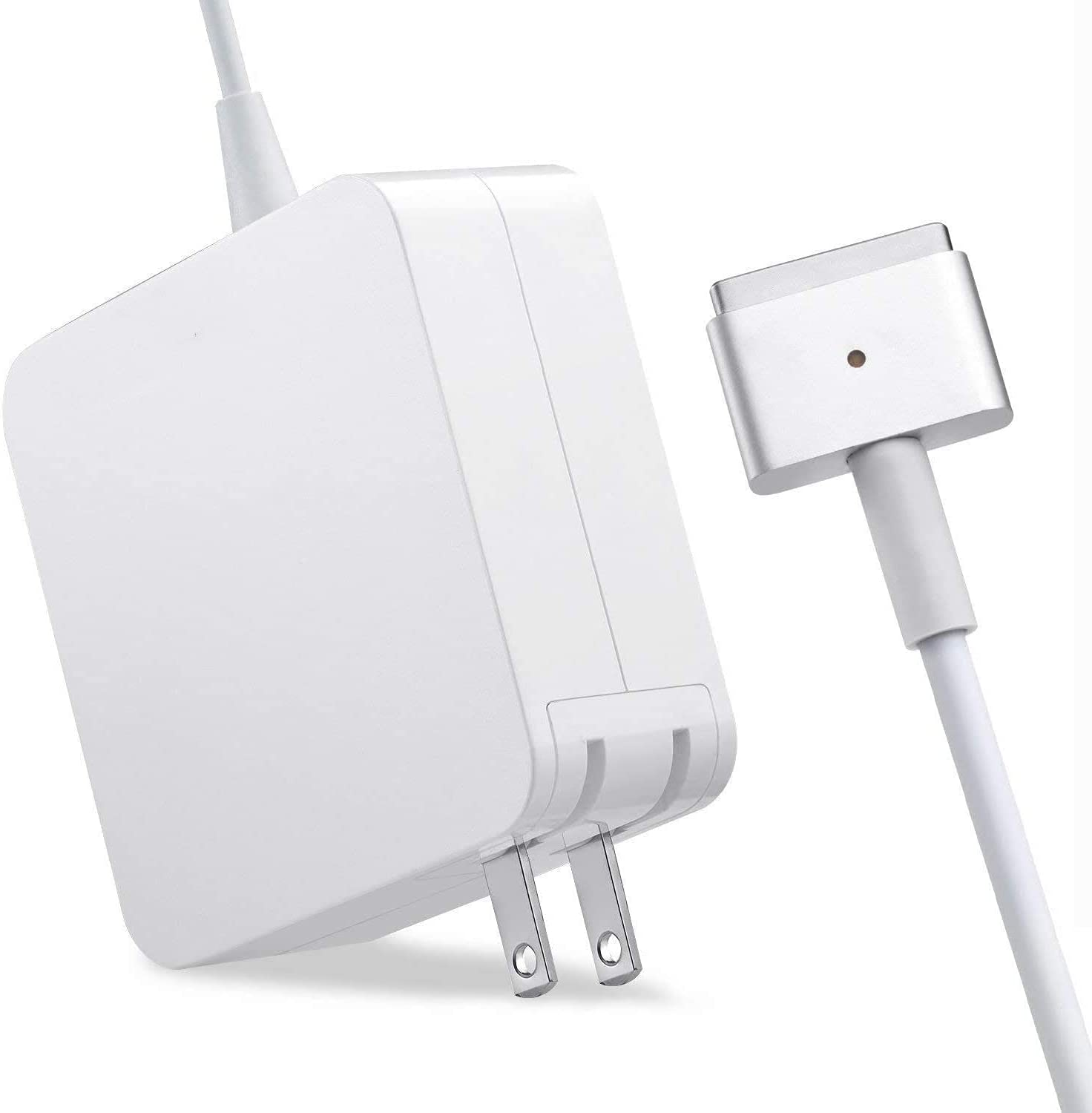Mac Airbook Charger for Apple Computer Charger Replacement Adapter 45W Mac Charger MagSafe 2 for Mac Book Air 11 Inch 13 Inch T Tip Magnetic 2 After Mid 2012-2016 A1435, A1436, A1465, A1466