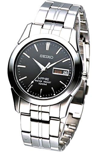 [セイコー]SEIKO 腕時計 QUARTZ SAPPHIRE クオーツ サファイア SGG715P1 メンズ [逆輸入]