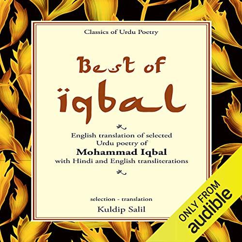 Couverture de Best of Iqbal