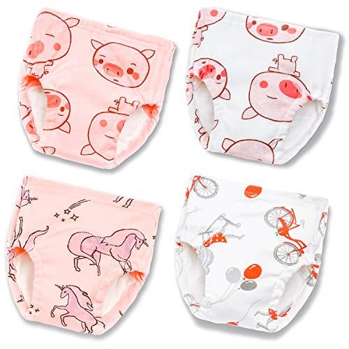 Toddler Panties Toddler Girls Underwear Girls Training Underwear Training Pants 3t-4t Toddler Girl Underwear 4t Toddler Panties 4t Training Pants 4t-5t Toddler Training Underwear Girls 4t