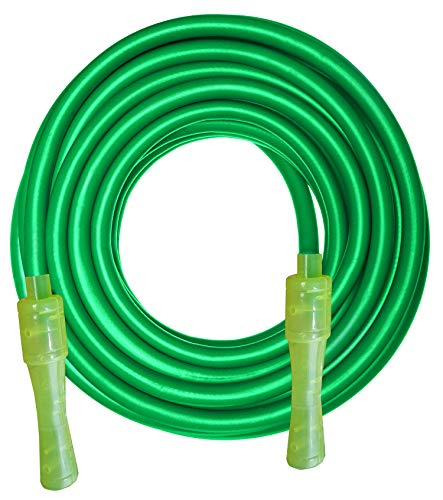 Perfect Life Ideas Cuerda de saltar con luz – Cuerda de saltar LED de 7 pies para entrenamiento de ejercicio, gimnasio, pérdida de peso, fitness, crossfit, cuerda de velocidad...