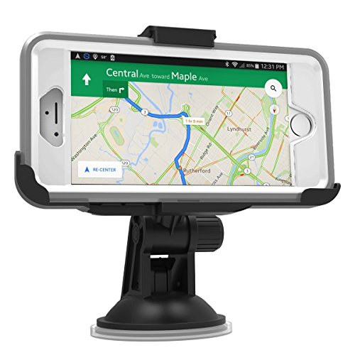"""Encased Car Mount for iPhone 6 Plus (5.5"""") OtterBox Defender Case (Compatible with Otterbox Defender case ONLY)"""