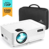 VANKYO Leisure 470C Native 720P Projector, Full HD 1080P Supported and 250'' Display