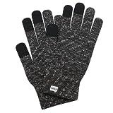 (エヴォログ)Evolg SHIMA2 液晶タッチ対応手袋 LET 2316 BLACK Free