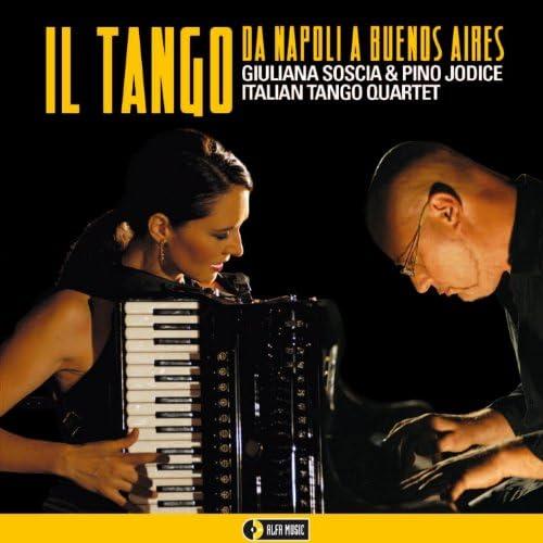 Giuliana Soscia & Pino Jodice Quartet