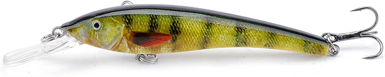 QMLC Minnow Rattling Artificial Crank Bait Max 64% OFF Fishing for Max 71% OFF Wobblers