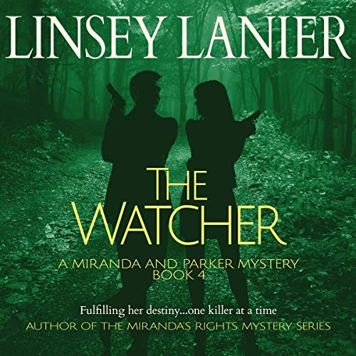The Watcher Audiobook By Linsey Lanier cover art