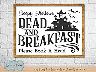 Surprising Dead and Breakfast Wood Sign Halloween Sign Design Wood Sign Halloween Wood Sign Files Halloween Design Halloween Bats Wood Sign