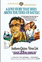 The 25th Hour by Anthony Quinn