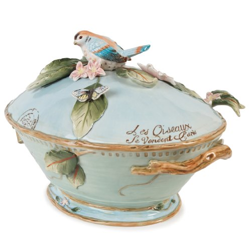 Toulouse Collection, Tureen with Ladle