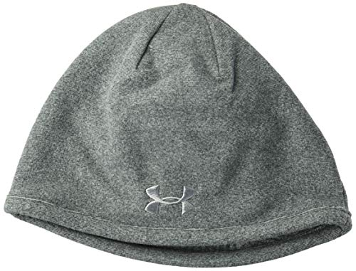 Under Armour Hombre Survivor Fleece Beanie 2.0 Gorra Not Applicable, Gris (Grey...