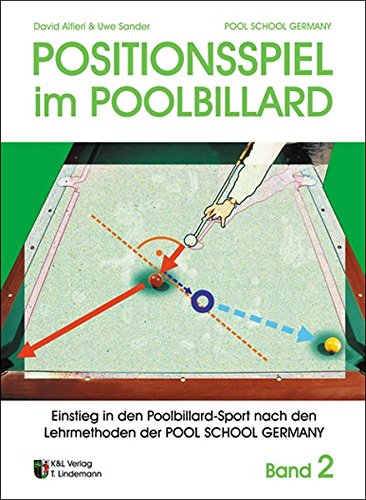 Positionsspiel im Poolbillard 2: Einstieg in den Poolbillard-Sport nach den Lehrmethoden der POOL SCHOOL GERMANY