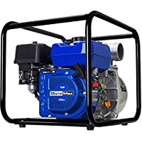 DuroMax Portable Gasoline Engine Water Pump
