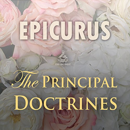 Epicurus audiobook cover art