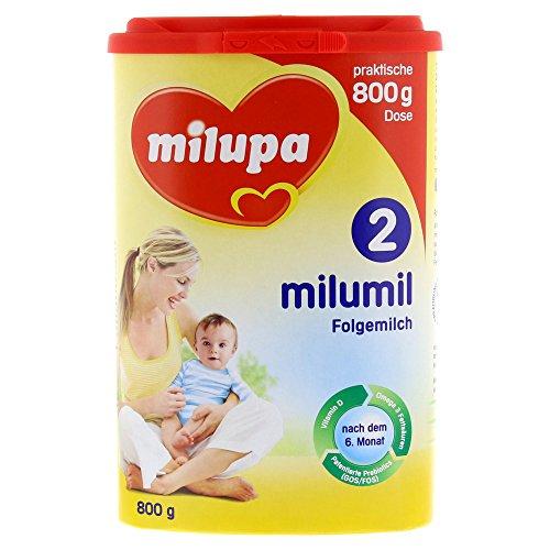 Milumil 2 Folgemilch - ab dem 6. Monat, 800g