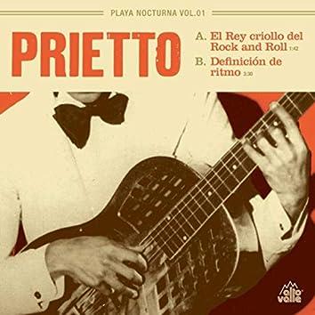 Playa Nocturna, Vol. 1: El Rey Criollo del Rock and Roll / Definición de Ritmo