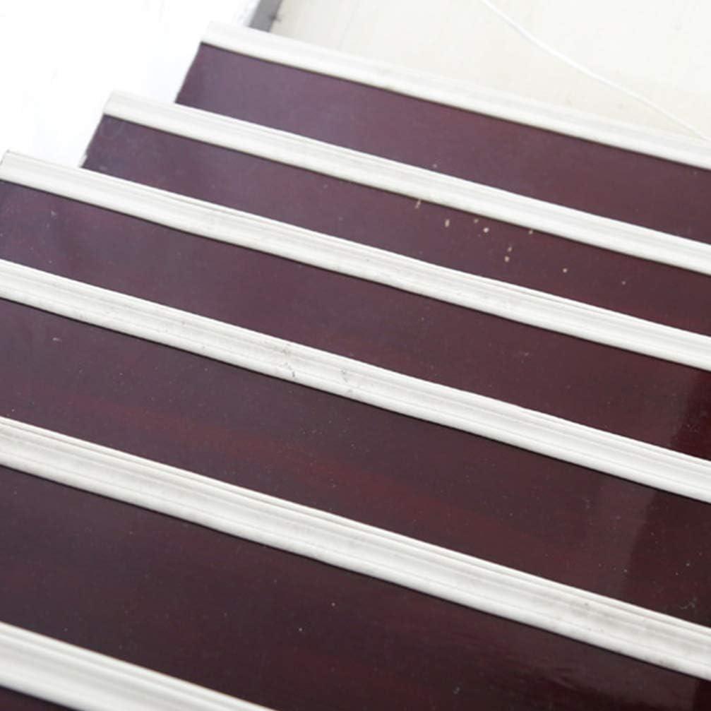 Homoyoyo Moldura Flexible Tiras de Molduras Autoadhesivas Decoraci/ón del Hogar L/íneas de Pared Borde de Papel Tapiz para Pisos Techos Encimeras Protector de Borde de Pared