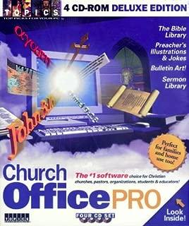 Church Office Pro (4 CD-ROM)