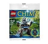 LEGO Legends of Chima: Gorzan's Walker Jeu De Construction 30262 (Dans...
