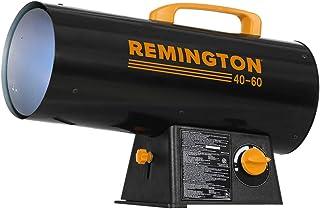 Remington REM-60V-GFA-O Variable BTU for Heating up to 1500 Square feet, 60,000, Black