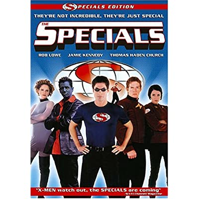the specials dvd, End of 'Related searches' list