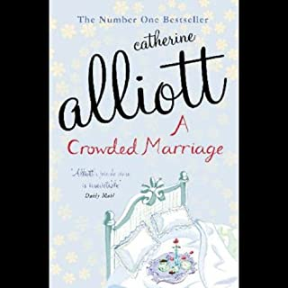 A Crowded Marriage audiobook cover art
