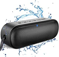 Altavoz Bluetooth Potente, LENRUE Exterior Altavoces Portátiles IPX7 Impermeables con Graves, Sonido HD de 14W,...