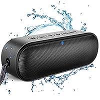【 Ausgezeichnete Soundqualität】 2*7W Hochleistungs-Treiber liefern schockierenden Sound ohne Verzerrung, selbst bei maximaler Lautstärke, leistungsstarke Subwoofer bieten Ihnen ein immersives Hörerlebnis, kristallklare Höhen, extra tiefe und solide B...