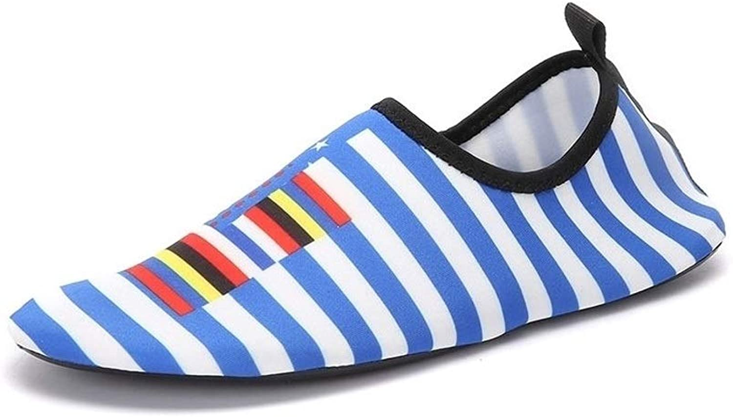 Ailj Water shoes, Beach shoes Men and Women Quick-Drying Diving Surf Swimming shoes Used for Wading Yoga