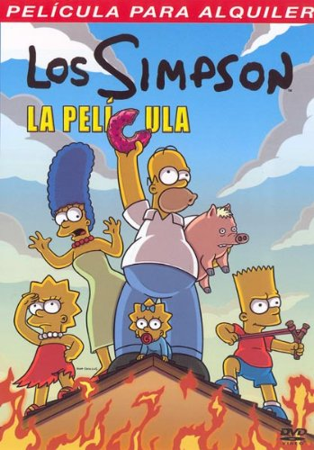Los Simpson. La Pelicula [DVD]