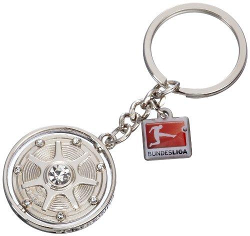 2. Bundesliga Schlüsselanhänger Meisterschale 3-D, 4 cm