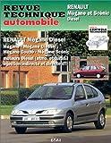 Rta 587.3 Renault Megane et Scenic Diesel (95-98)