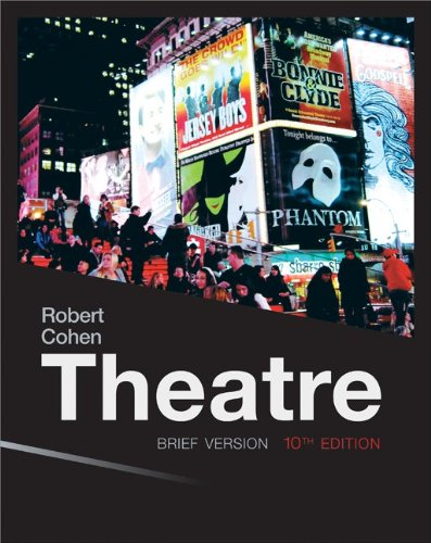 Price comparison product image Theatre: Brief Version,  10th Edition