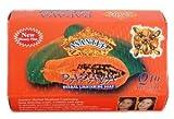 10docena (120piezas) asantee Thai Papaya y miel de hierbas de la piel Blanqueamiento jabón 125g (envío expreso de la India)