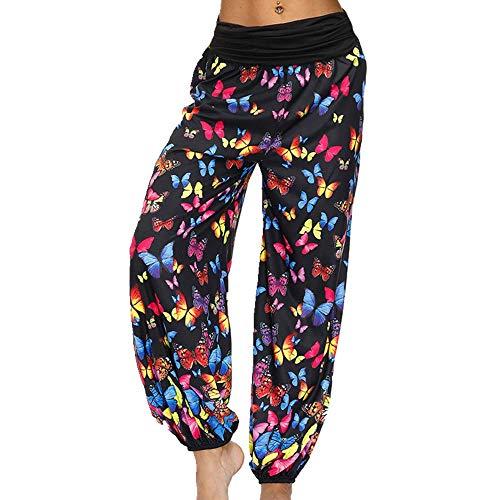 U/A - Pantalones de yoga para mujer D S
