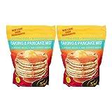 Pamela's Products Baking & Pancake Mix - 4 lb (Pack - 2)