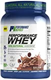 Performance Inspired Nutrition Performance Whey Protein, Decadent Natural Chocolate, 2.22 Lb - Style: Pwchoc