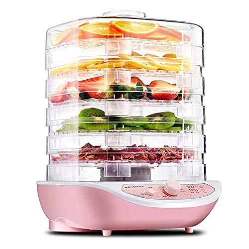 Fantastic Prices! 5 Layers Dried Fruit Vegetable Machine, Home Small Portable Food Dryer,Energy-Savi...