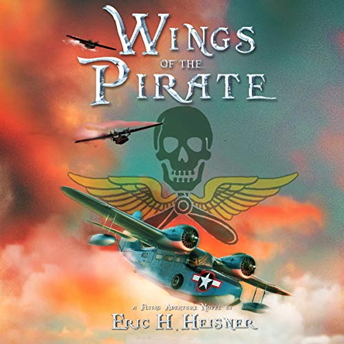 Couverture de Wings of the Pirate